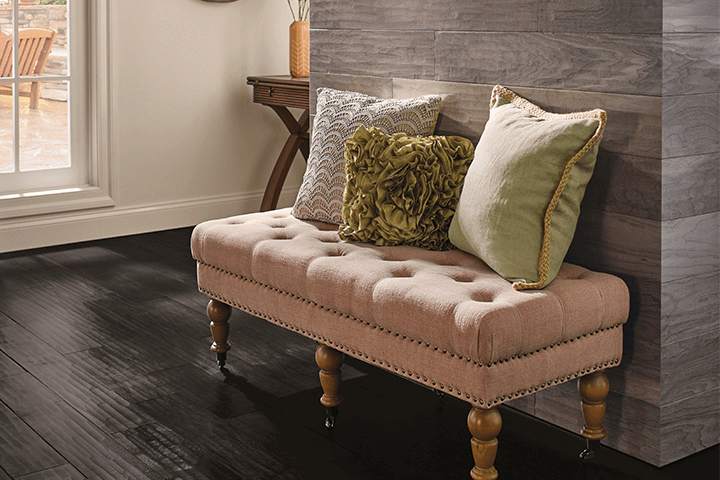 Decorating Walls With Hardwood Hardwood By Armstrong Flooring