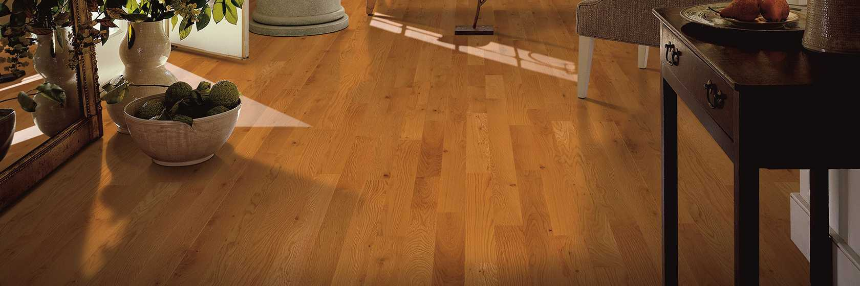 Yorkshire Plank Hardwood By Armstrong