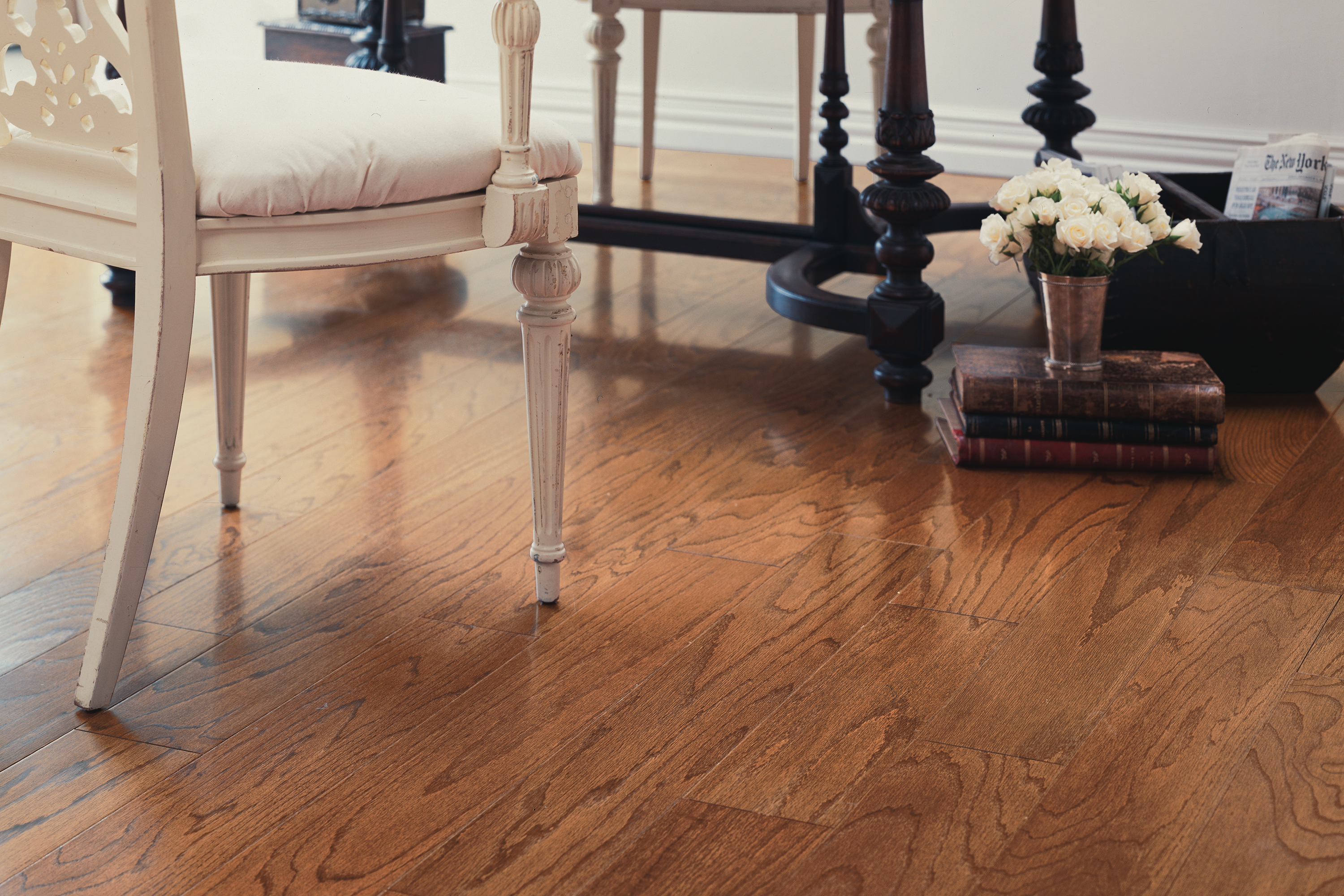 Beckford Plank Harvest Oak Engineered Hardwood BP441HOLGEE