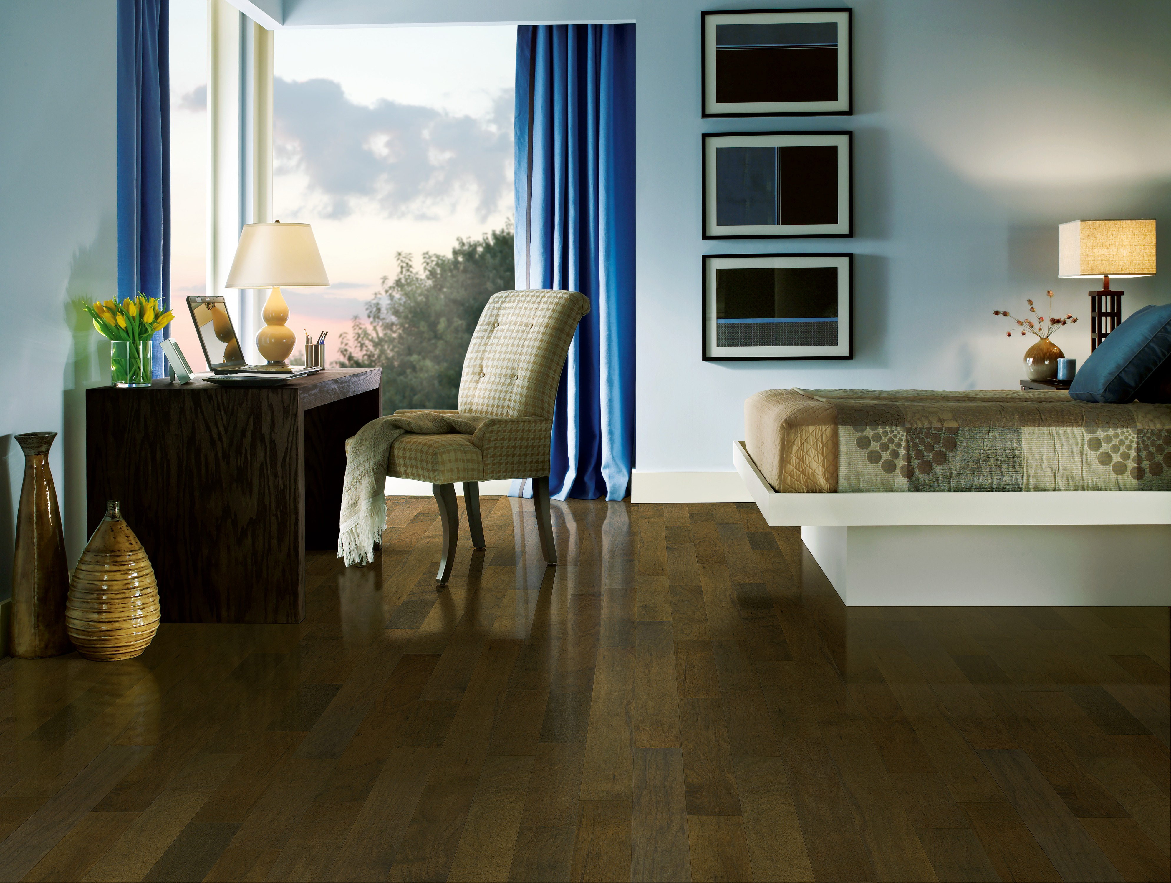 Performance Plus Deep Twilight Engineered Hardwood ESP5255EE